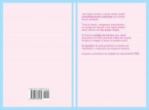 Ejemplo de la plantilla para la portada